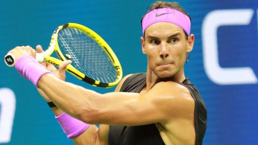 Nadal disputará su quinta final del US Open