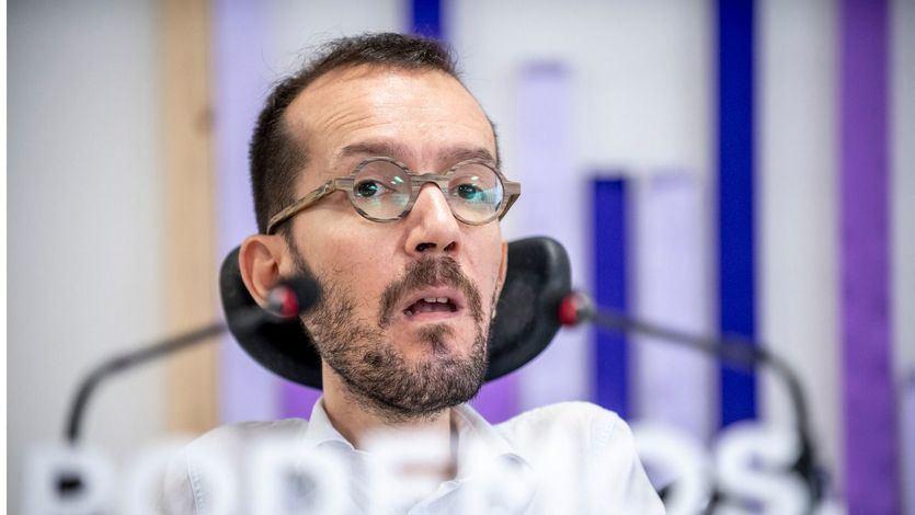 Echenique niega discrepancias en Unidas Podemos en torno a la investidura de Sánchez