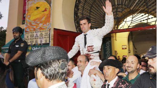 Albacete: Pinar suma y sigue: octava puerta grande consecutiva en su encerrona en solitario