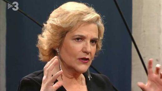 Pilar Rahola: 'Juan Carlos te hace tocamientos, pero Felipe VI podría votar a Vox'