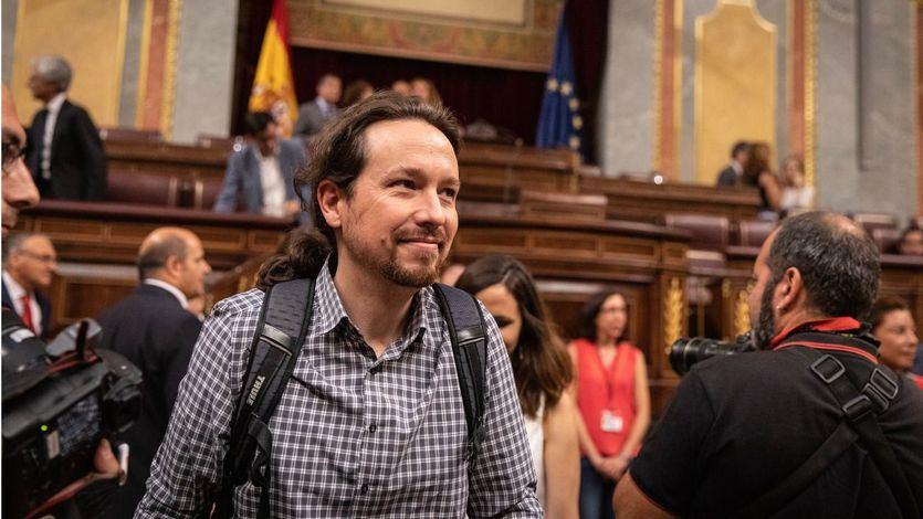 Iglesias desvela los 'errores' del PSOE y Podemos en las negociaciones de julio