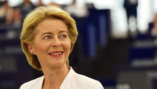 Von der Leyen presenta su propuesta de equipo para la Comisión Europea