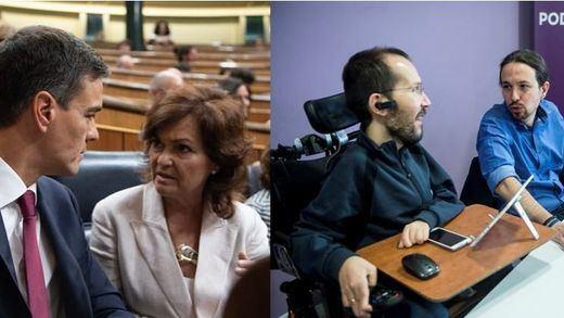 El enésimo fracaso en las negociaciones entre el PSOE y Podemos
