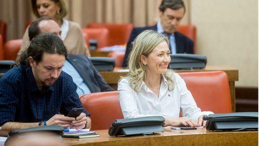 6 años y medio de cárcel para el juez que confabuló contra la diputada de Podemos Victoria Rosell