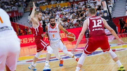 España llega a las semifinales del Mundial tras derrotar a Polonia
