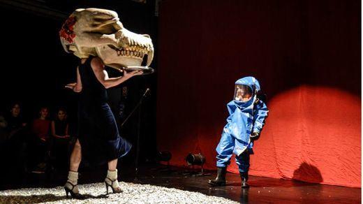 '10 % de tristeza', la idea de la felicidad en el teatro contemporáneo