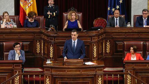 Sánchez pide 'apoyo gratis' a la oposición e Iglesias le aconseja seguir el ejemplo italiano