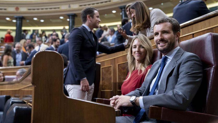 Casado, a Sánchez: 'Es el peor presidente de la democracia y espero que sea el más breve'