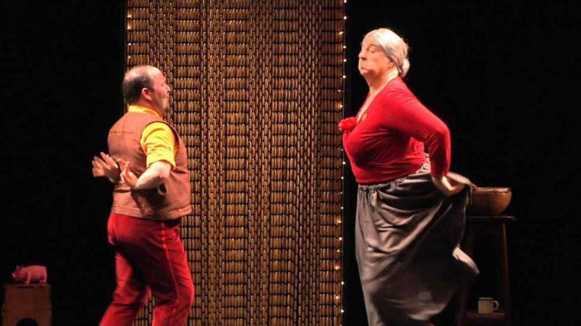 Obra de teatro Franito