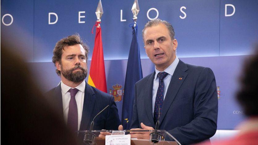 Las 'trumpianas' propuestas de Vox contra 'la invasión migratoria'