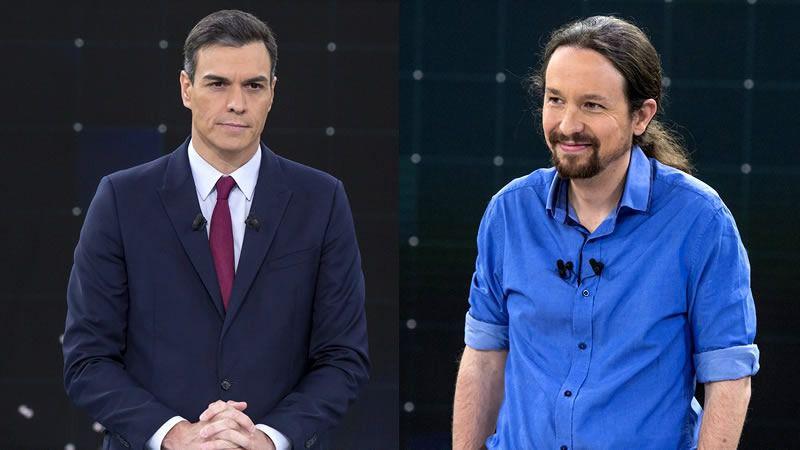 Sánchez, Iglesias, la última llamada y una investidura condicionada