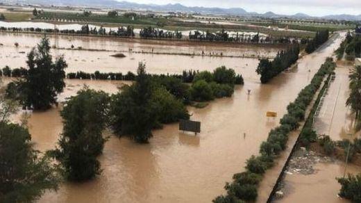 Ya son 6 los fallecidos por el temporal de lluvias que azota España