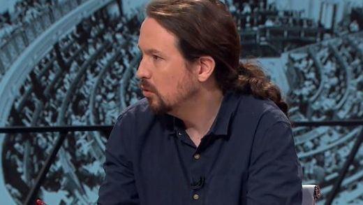 Iglesias avanza la posición de Podemos si no hay novedades: