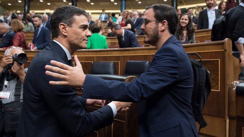 Garzón aconseja a Sánchez no repetir el error de Susana Díaz con una repetición electoral