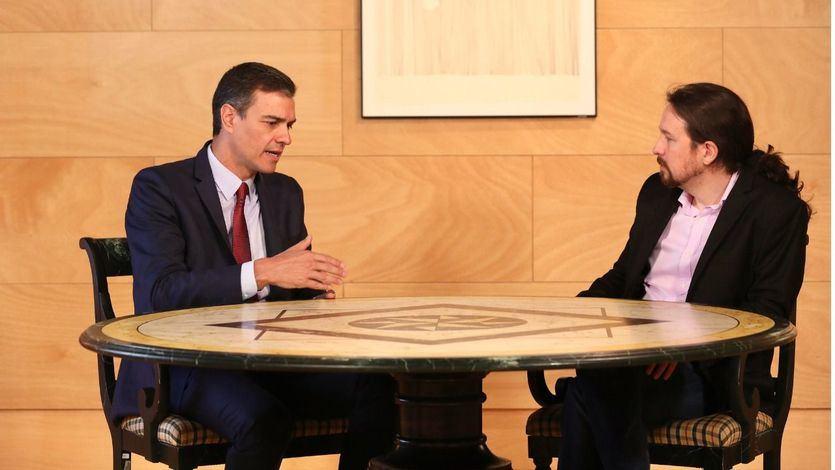 Sondeos: los electores no culparán por igual a Sánchez e Iglesias del fracaso de las negociaciones