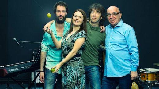 Turma Caipira nos traslada este viernes 20 a Brasil con la pasión por su música popular