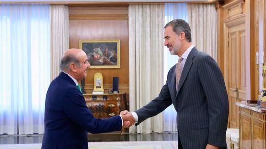 Mazón, tras pasar por Zarzuela: 'El Rey va a esperar a ver si se mantienen las posiciones'