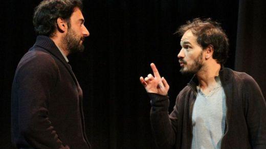 'Obscena': Miguel y Shakespeare en el psiquiátrico