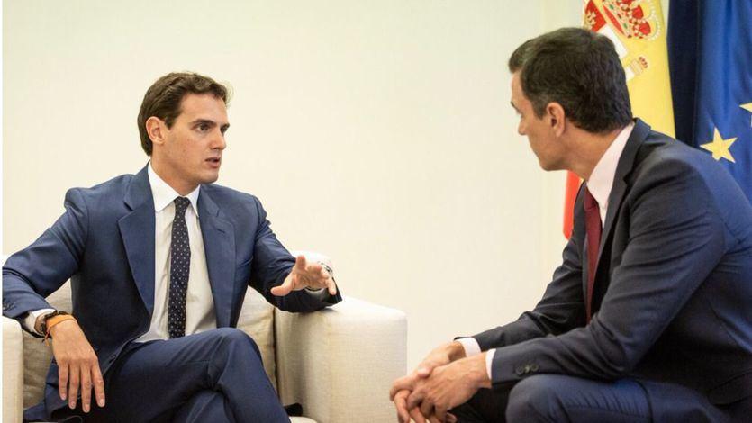 Todas las reacciones al giro de Rivera respecto a la investidura de Sánchez