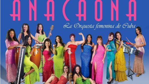 La sala Galileo Galilei nos regala la ocasión única de disfrutar con Anacaona, la mejor orquesta femenina de Cuba (vídeo)