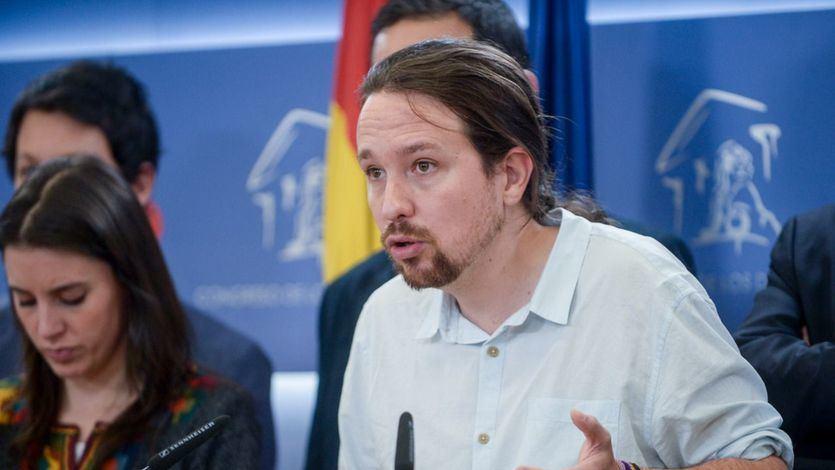 Iglesias garantiza la abstención de Unidas Podemos salvo si hay acuerdo PSOE-Cs