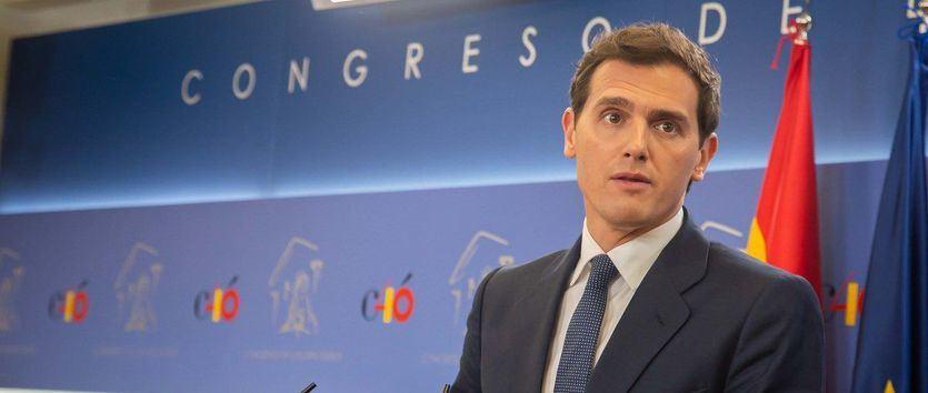 Rivera vuelve al 'no' a Sánchez: 'Es mentira que cumpla las tres condiciones planteadas'
