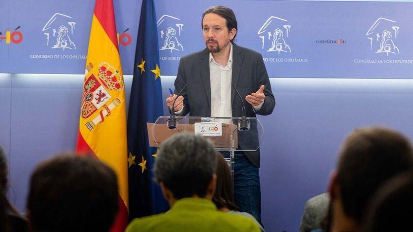 Iglesias: 'Se ha visto que el PSOE prefiere a Cs como socio'