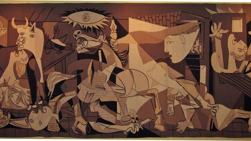 El 'horrible error' de la ONU sobre el 'Guernica' de Picasso