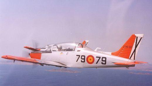 Otro avión del Ejército se estrella en el Mar Menor: una alumna y su instructor han fallecido