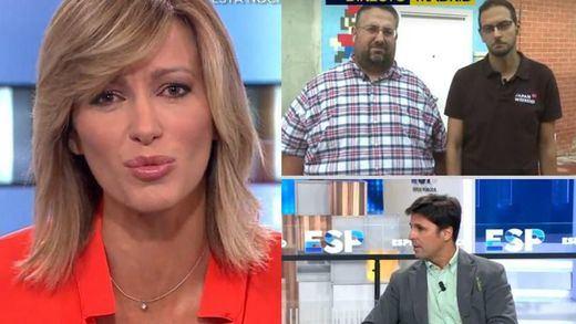 Susanna Griso arremete contra las redes sociales en defensa de Fran Rivera