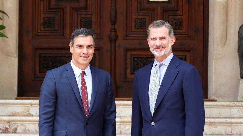 Sánchez tira la toalla y tras la ronda de entrevistas con el Rey, nos vamos a elecciones en noviembre