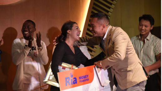 Miriam Fatmi, directa a la final de Europa, tras ganar la española de Ria Talent Fest
