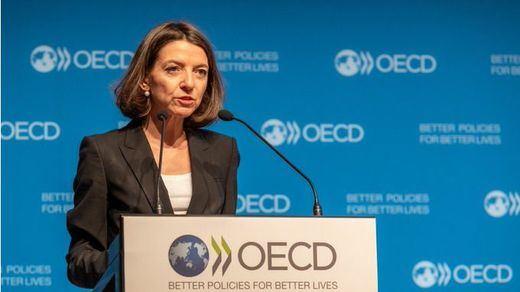 La OCDE da la voz de alarma sobre la ralentización global de la economía
