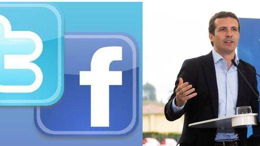 Facebook y Twitter eliminan más de 350 cuentas falsas asociadas al PP