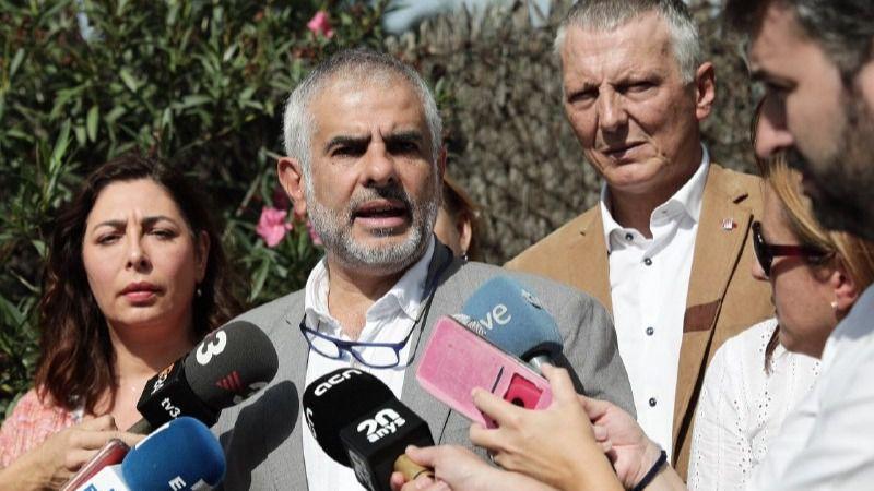 Ciudadanos: 'Tenemos la oportunidad de que Sánchez recoja sus cosas'