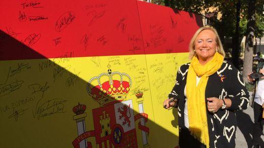 Dimite la presidenta del PP de Asturias Mercedes Fernández