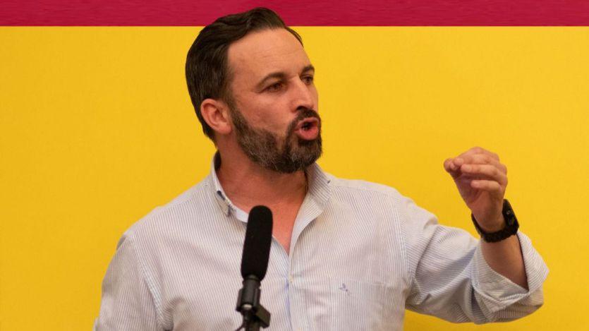 Abascal, tras el fallo del Supremo: 'Empieza la campaña socialista: profanar tumbas, desenterrar odios'
