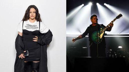 Rosalía y Alejandro Sanz acaparan las nominaciones de los Latin Grammy