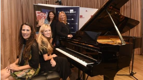 FeminaJazz nos trae a las mejores estrellas de esta música en la Península Ibérica