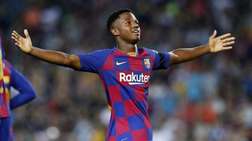 Ansu Fati y la presión para ir al Mundial sub-17 con España: ¿es justo para el azulgrana?