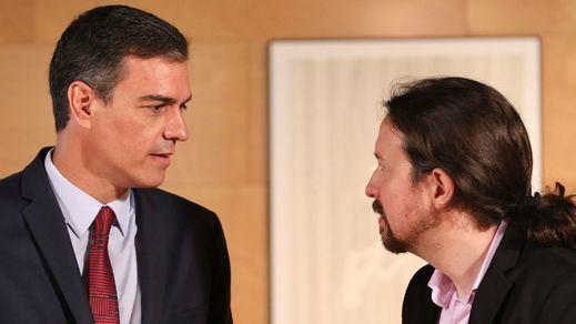 Valoración de líderes en el CIS: Sánchez e Iglesias no empeoran sus notas pese al bloqueo