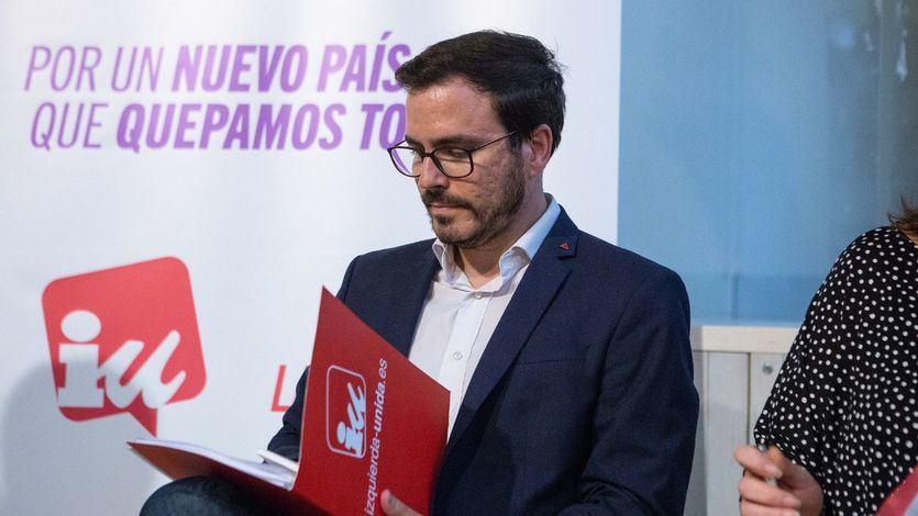 Garzón liga el futuro de Izquierda Unida a Pablo Iglesias y Podemos: seguirá en su coalición