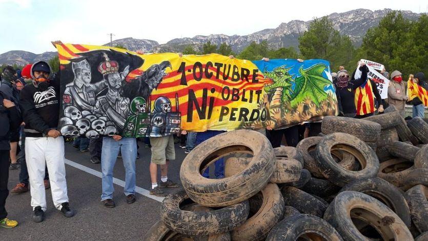 Los independentistas detenidos contactaron con Terra Lliure e iban a atacar redes de luz, telefonía y trenes