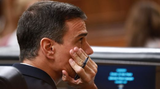 Indignación con Sánchez tras decir en la 'CNN' que el Rey