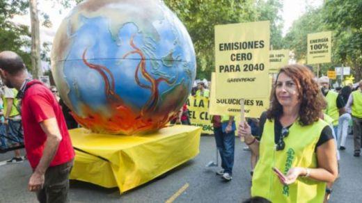 Miles de personas se suman en España a la Huelga Mundial por el Clima