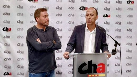 Chunta Aragonesista también abandona a Iglesias por Errejón