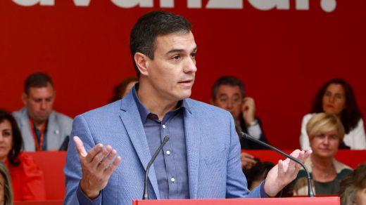 Pedro Sánchez exige al independentismo catalán una condena total de la violencia