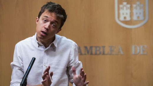 Errejón quiere romper la imagen de muleta del PSOE: no apoyará a Sánchez si se apoya en la derecha