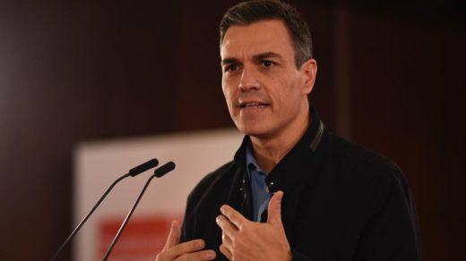 Sánchez insinúa en Cataluña que aplicará el artículo 155