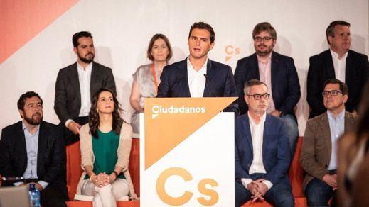Ciudadanos confirma su moción de censura contra Torra